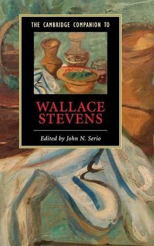 9780521849562: The Cambridge Companion to Wallace Stevens Hardback (Cambridge Companions to Literature)