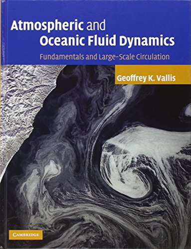 9780521849692: Atmospheric and Oceanic Fluid Dynamics Hardback: Fundamentals and Large-scale Circulation