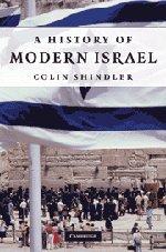 9780521850285: A History of Modern Israel