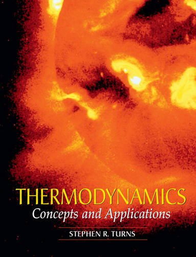 9780521850421: Thermodynamics: Concepts and Applications