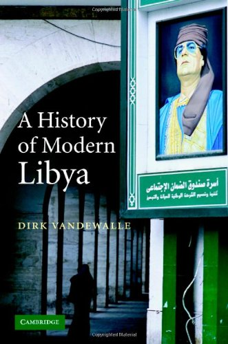 9780521850483: A History of Modern Libya