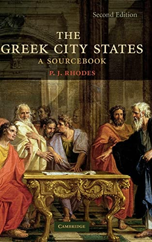 9780521850490: The Greek City States: A Source Book