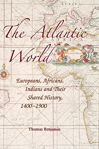 9780521850995: The Atlantic World: Europeans, Africans, Indians and their Shared History, 1400-1900