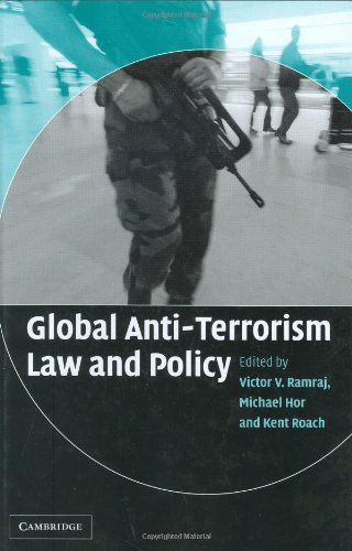 9780521851251: Global Anti-Terrorism Law and Policy