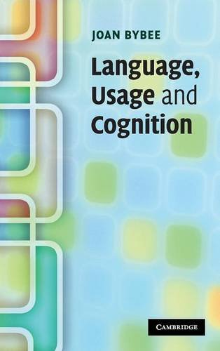 9780521851404: Language, Usage and Cognition