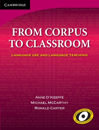 9780521851466: From Corpus to Classroom Hardback: Language Use and Language Teaching (Cambridge Language Teaching Library)