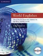 9780521851473: World Englishes Hardback with Audio CD: Implications for International Communication and English Language Teaching (Cambridge Language Teaching Library)