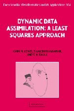 9780521851558: Dynamic Data Assimilation: A Least Squares Approach (Encyclopedia of Mathematics and its Applications)