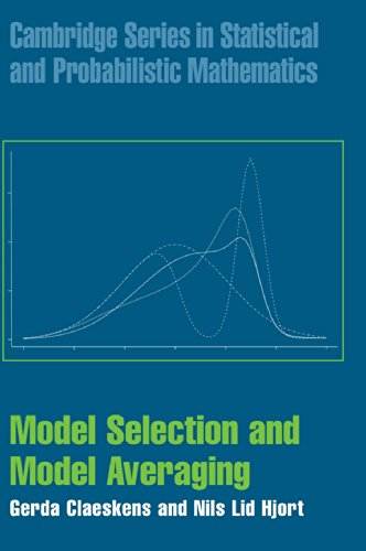 9780521852258: Model Selection and Model Averaging Hardback (Cambridge Series in Statistical and Probabilistic Mathematics)