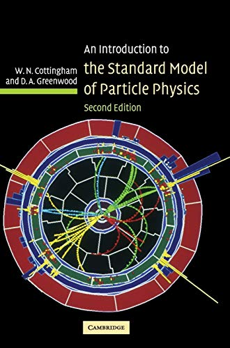9780521852494: An Introduction to the Standard Model of Particle Physics