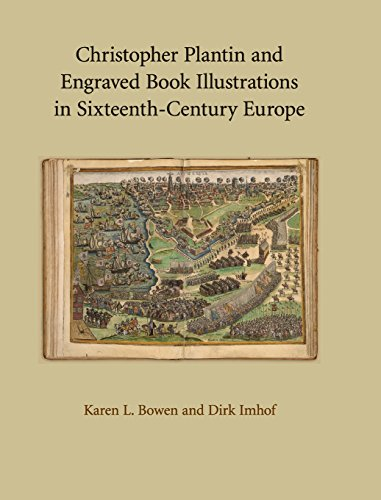 9780521852760: Christopher Plantin and Engraved Book Illustrations in Sixteenth-Century Europe
