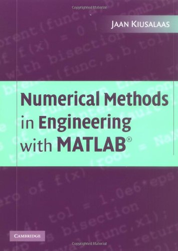 9780521852883: Numerical Methods in Engineering with MATLAB®