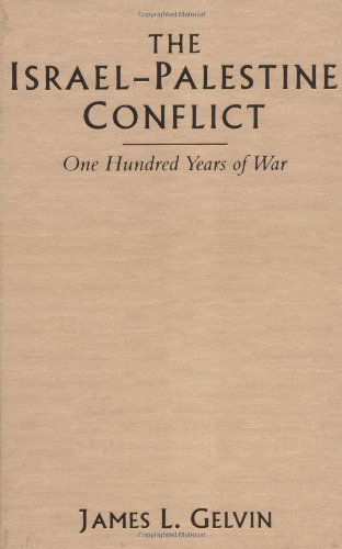 9780521852890: The Israel-Palestine Conflict: One Hundred Years of War