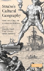 9780521853064: Strabo's Cultural Geography: The Making of a Kolossourgia