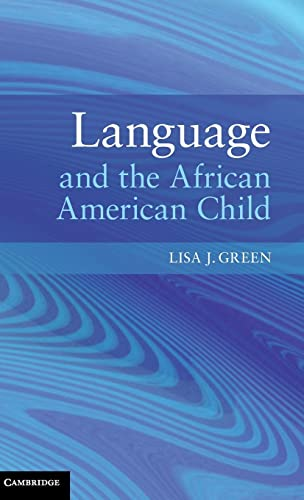 9780521853095: Language and the African American Child