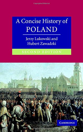 9780521853323: A Concise History of Poland (Cambridge Concise Histories)