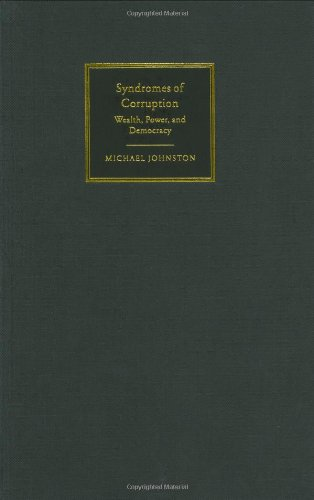 9780521853347: Syndromes of Corruption: Wealth, Power, and Democracy
