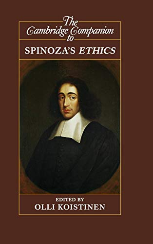 9780521853392: The Cambridge Companion to Spinoza's  Ethics  Hardback (Cambridge Companions to Philosophy)