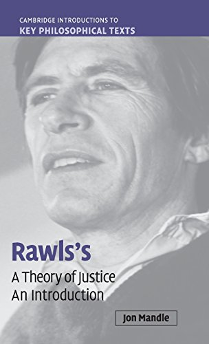 9780521853927: Rawls's 'A Theory of Justice': An Introduction (Cambridge Introductions to Key Philosophical Texts)