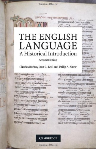 9780521854047: The English Language: A Historical Introduction (Cambridge Approaches to Linguistics)