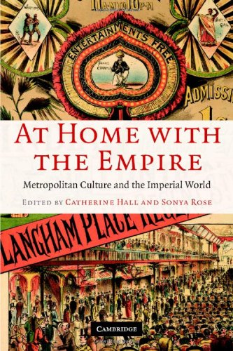 9780521854061: At Home with the Empire: Metropolitan Culture and the Imperial World