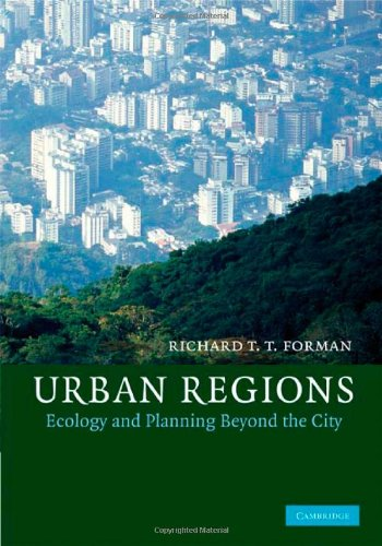 9780521854467: Urban Regions: Ecology and Planning Beyond the City