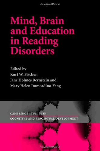 9780521854795: Mind, Brain, and Education in Reading Disorders (Cambridge Studies in Cognitive and Perceptual Development)