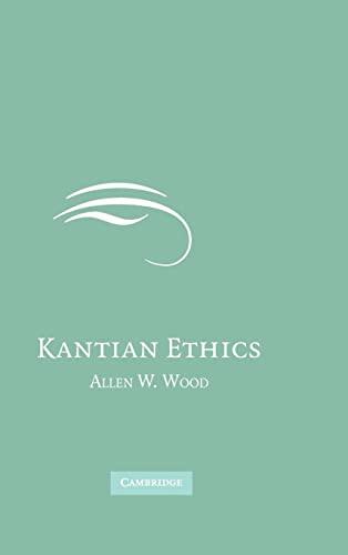 9780521854948: Kantian Ethics