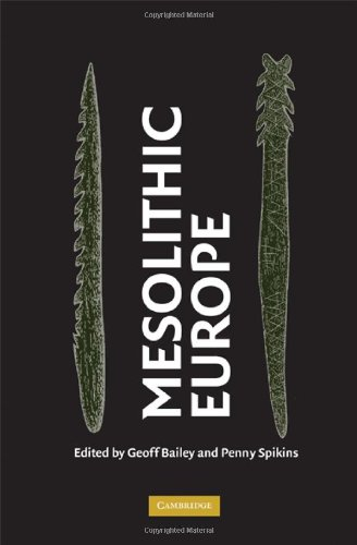 9780521855037: Mesolithic Europe