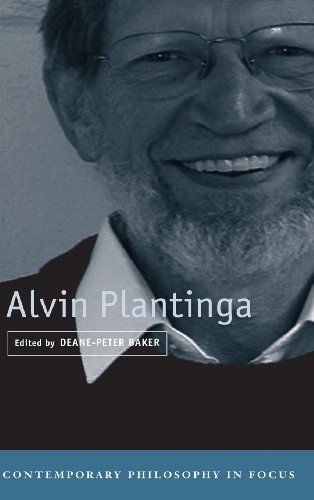 9780521855310: Alvin Plantinga (Contemporary Philosophy in Focus)