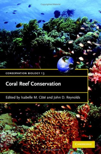 9780521855365: Coral Reef Conservation (Conservation Biology)