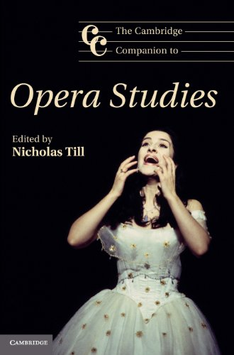 9780521855617: The Cambridge Companion to Opera Studies Hardback (Cambridge Companions to Music)