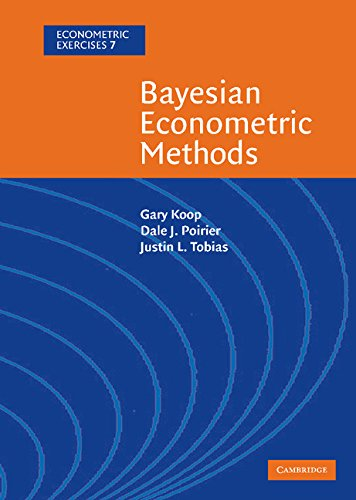 9780521855716: Bayesian Econometric Methods (Econometric Exercises)