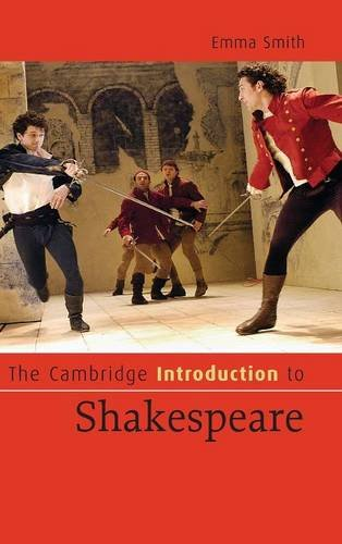 9780521855990: The Cambridge Introduction to Shakespeare (Cambridge Introductions to Literature)