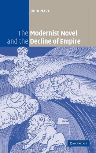 9780521856171: The Modernist Novel and the Decline of Empire