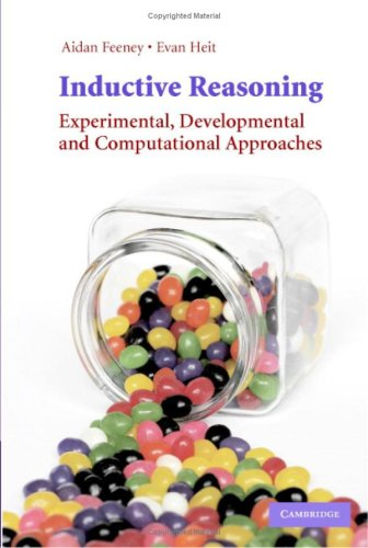 9780521856485: Inductive Reasoning: Experimental, Developmental, and Computational Approaches