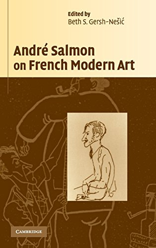 Andre Salmon on French Modern Art (Hardback): Andre Salmon