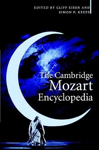 9780521856591: The Cambridge Mozart Encyclopedia