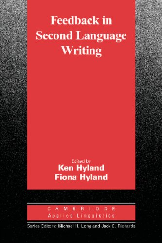 9780521856638: Feedback in Second Language Writing: Contexts and Issues