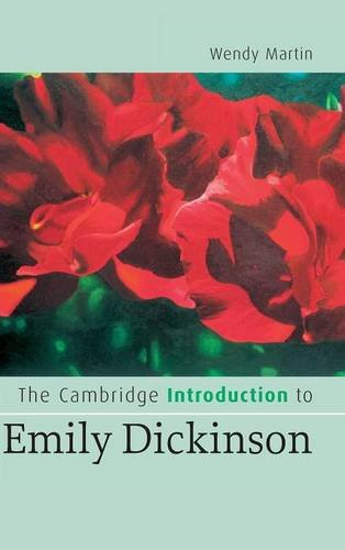 9780521856706: The Cambridge Introduction to Emily Dickinson (Cambridge Introductions to Literature)