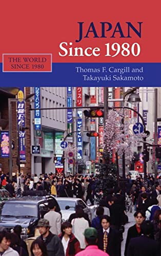 9780521856720: Japan since 1980 (The World Since 1980)
