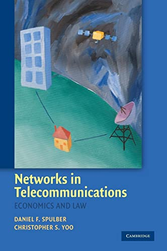 9780521857109: Networks in Telecommunications: Economics and Law
