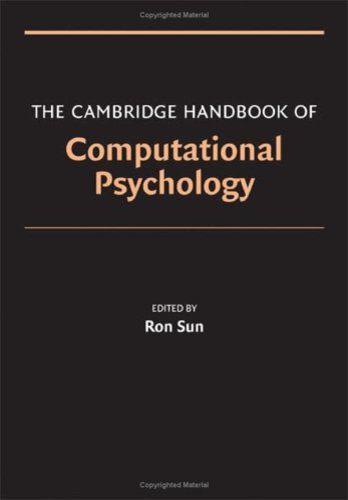 9780521857413: The Cambridge Handbook of Computational Psychology