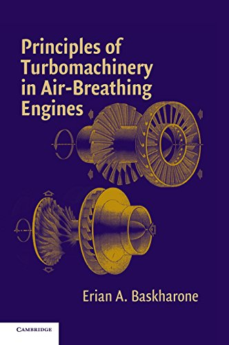 9780521858106: Principles of Turbomachinery in Air-Breathing Engines (Cambridge Aerospace Series)