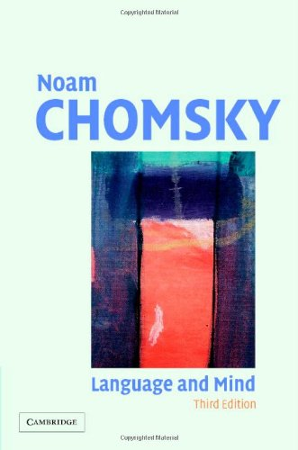 Language and Mind (0521858194) by Chomsky, Noam