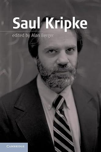 9780521858267: Saul Kripke Hardback