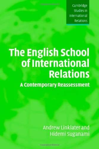 9780521858359: The English School of International Relations: A Contemporary Reassessment (Cambridge Studies in International Relations)