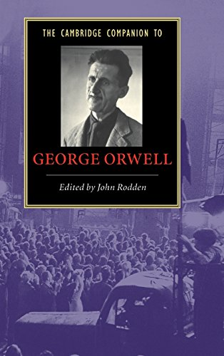 9780521858427: The Cambridge Companion to George Orwell (Cambridge Companions to Literature)