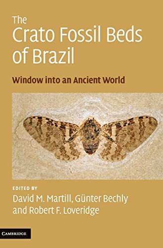 9780521858670: The Crato Fossil Beds of Brazil: Window into an Ancient World