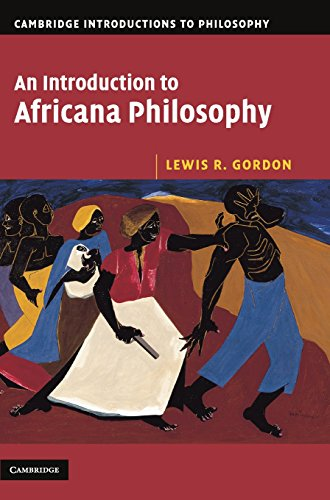 9780521858854: An Introduction to Africana Philosophy (Cambridge Introductions to Philosophy)
